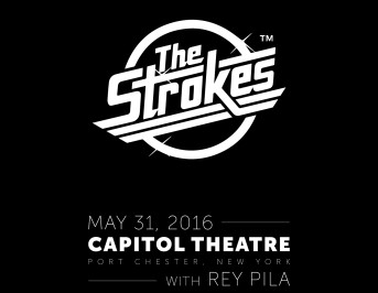 The Strokes + Rey Pila