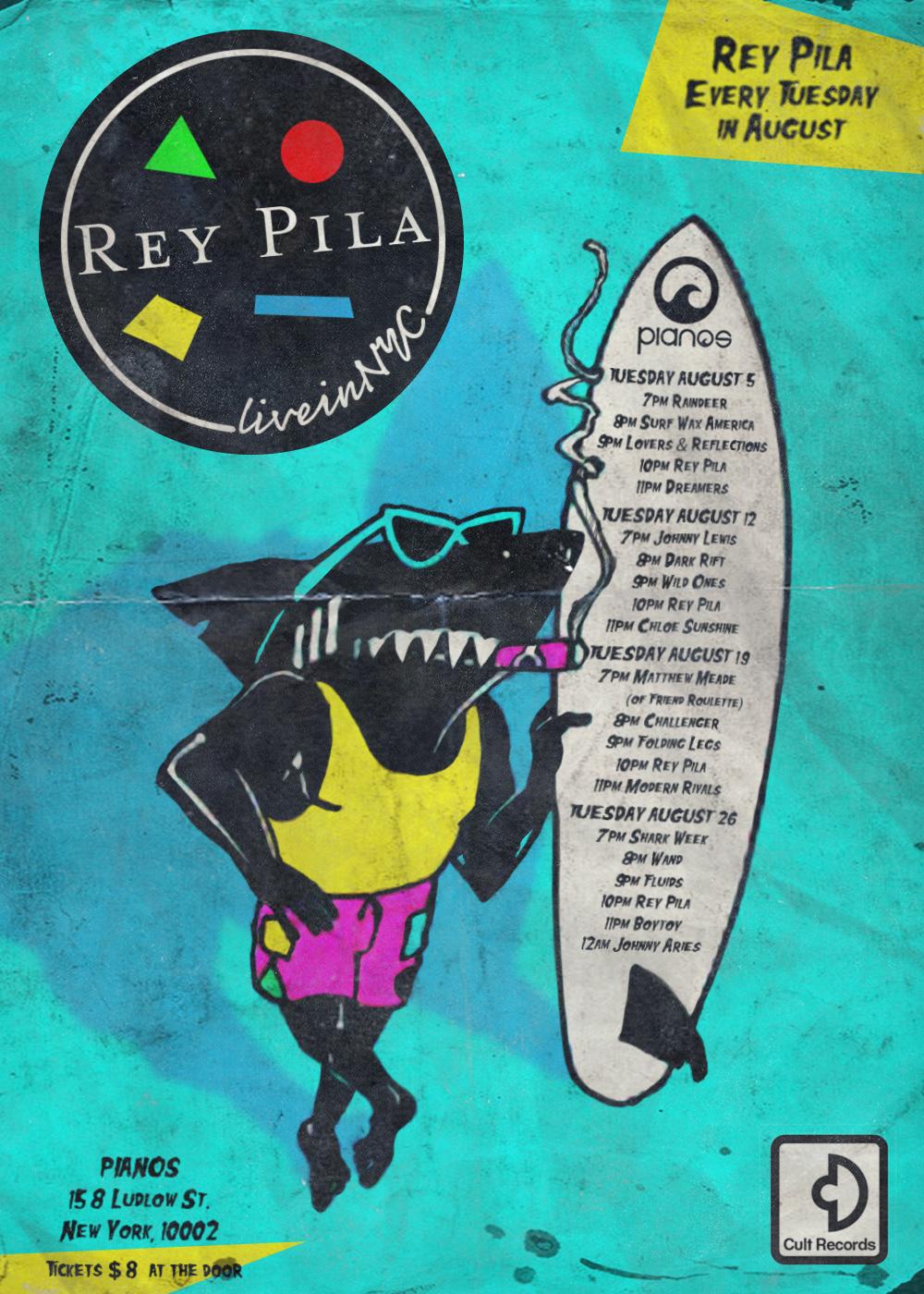 Rey Pila